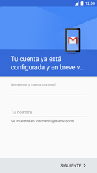 BQ Aquaris U - E-mail - Configurar correo electrónico - Paso 22