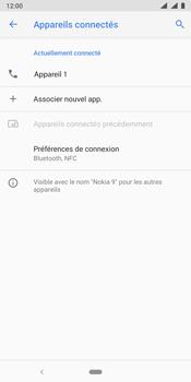 Nokia 9 - Bluetooth - connexion Bluetooth - Étape 10