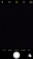 Apple iPhone SE - Photos, vidéos, musique - Créer une vidéo - Étape 3