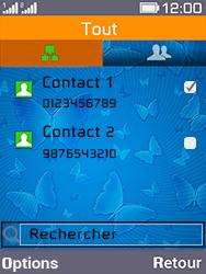 Archos F28 - Contact, Appels, SMS/MMS - Envoyer un MMS - Étape 8