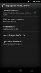 Sony LT30p Xperia T - Internet - configuration manuelle - Étape 9