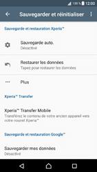Sony Xperia XA1 - Device maintenance - Back up - Étape 7