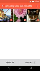 HTC One M8 - Bluetooth - Transferir archivos a través de Bluetooth - Paso 10