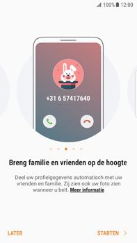 Samsung Galaxy S7 Edge - Android Oreo - Contactgegevens overzetten - delen via Bluetooth - Stap 4