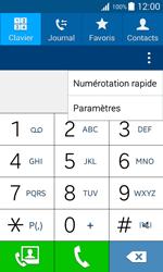 Samsung J100H Galaxy J1 - Messagerie vocale - configuration manuelle - Étape 6