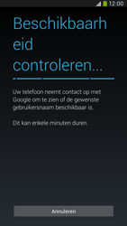 Samsung I9205 Galaxy Mega 6-3 LTE - Applicaties - Account aanmaken - Stap 9