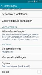Samsung I9195i Galaxy S4 mini VE - Voicemail - Handmatig instellen - Stap 7