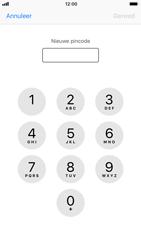 Apple iphone-6-met-ios-11-model-a1586 - Beveiliging en ouderlijk toezicht - Hoe wijzig ik mijn SIM PIN-code - Stap 8