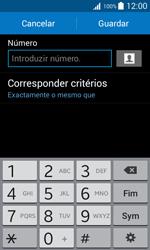 Samsung Galaxy Trend 2 Lite - Chamadas - Bloquear chamadas de um número -  8