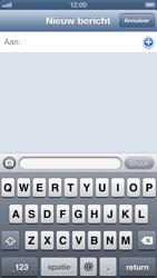Apple iPhone 5 - MMS - afbeeldingen verzenden - Stap 3