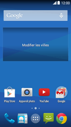 Bouygues Telecom Ultym 5 II - Applications - Supprimer une application - Étape 1