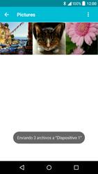 Alcatel Idol 3 - Bluetooth - Transferir archivos a través de Bluetooth - Paso 13