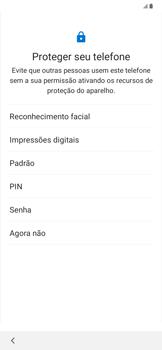 Samsung Galaxy A20 - Primeiros passos - Como ativar seu aparelho - Etapa 14