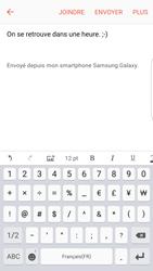 Samsung Samsung G925 Galaxy S6 Edge (Android M) - E-mail - Envoi d