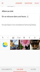 Samsung G935 Galaxy S7 Edge - E-mail - Envoi d