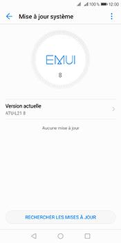 Huawei Y6 (2018) - Aller plus loin - Mettre à jour le logiciel interne de votre mobile - Étape 7