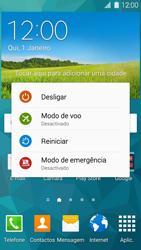 Samsung Galaxy S5 - Internet no telemóvel - Como configurar ligação à internet -  27