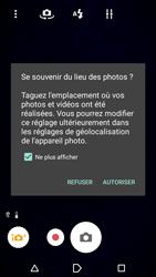 Sony Xperia Z5 Compact - Photos, vidéos, musique - Prendre une photo - Étape 4
