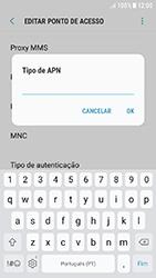 Samsung Galaxy A5 (2016) - Android Nougat - Internet no telemóvel - Como configurar ligação à internet -  14