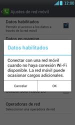 LG Optimus L7 - Internet - Configura el Internet - Paso 7