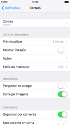 Apple iPhone 6 iOS 10 - Email - Configurar a conta de Email -  28