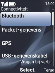 Nokia 6700 classic - Bluetooth - headset, carkit verbinding - Stap 5