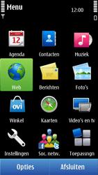 Nokia C6-01 - Internet - Handmatig instellen - Stap 17