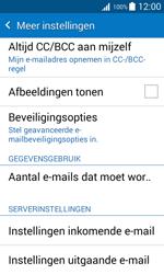 Samsung Galaxy Trend 2 Lite (SM-G318H) - E-mail - Instellingen KPNMail controleren - Stap 16