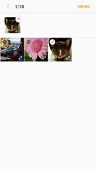 Samsung Galaxy S7 - Android Nougat - Mensajería - Escribir y enviar un mensaje multimedia - Paso 17