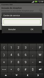 HTC Z520e One S - SMS - Configuration manuelle - Étape 6