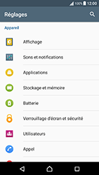 Sony Xperia X Performance (F8131) - Messagerie vocale - Configuration manuelle - Étape 4