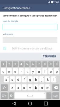 LG G4 - E-mails - Ajouter ou modifier un compte e-mail - Étape 16