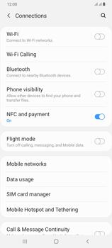 Samsung Galaxy A70 - Internet - Set up mobile hotspot - Step 5