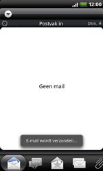 HTC A8181 Desire - E-mail - e-mail versturen - Stap 12