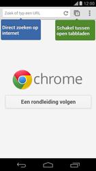 Motorola Moto G - Internet - Hoe te internetten - Stap 6