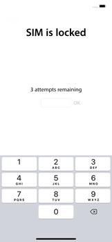 Apple iPhone XR - Primeiros passos - Como ligar o telemóvel pela primeira vez -  4