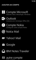 Nokia Lumia 925 - E-mail - Configuration manuelle - Étape 6