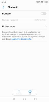 Huawei P20 - Bluetooth - connexion Bluetooth - Étape 7