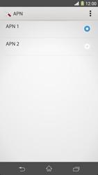 Sony Xperia Z1 - Internet - Configurar Internet - Paso 18