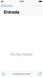 Apple iPhone SE iOS 11 - E-mail - Escribir y enviar un correo electrónico - Paso 3