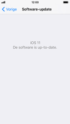 Apple iPhone 5s - iOS 11 - Netwerk - Software updates installeren - Stap 7