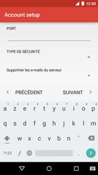 Motorola Moto E (1st Gen) (Lollipop) - E-mails - Ajouter ou modifier un compte e-mail - Étape 15