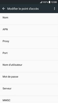 HTC Desire 825 - Mms - Configuration manuelle - Étape 7