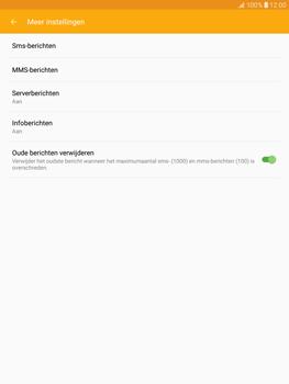 Samsung Galaxy Tab S2 9.7 (T815) - SMS en MMS - Handmatig instellen - Stap 7
