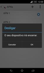 Sony Xperia E1 - MMS - Como configurar MMS -  18