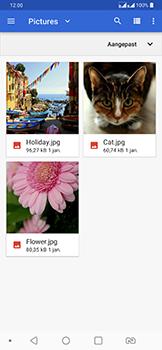 LG v40-thinq-lm-v405ebw - E-mail - Bericht met attachment versturen - Stap 17
