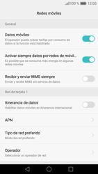 Huawei P9 Lite - Internet - Configurar Internet - Paso 7