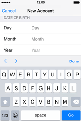 Apple iPhone 4s iOS 8 - Applications - Downloading applications - Step 16