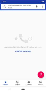 Google Pixel 3 - Messagerie vocale - Configuration manuelle - Étape 4