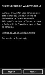 Nokia Lumia 920 - Primeiros passos - Como ativar seu aparelho - Etapa 5